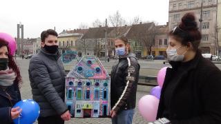VIDEÓ - Mit próbálnak közvetíteni a Babeș–Bolyai Tudományegyetem Színház és Film Karának diákjai?