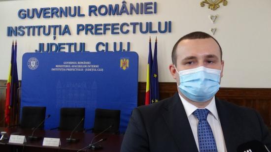 VIDEÓINTERJÚ - Mit nyilatkozik Kolozs megye első magyar prefektusa?