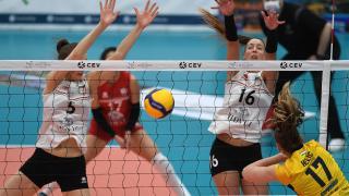 Női röplabda Challenge Kupa: az elődöntőben búcsúzott Kaposvár