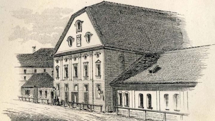 Kétszáz évvel ezelőtt nyitotta meg kapuit Kolozsváron a Farkas utcai színház, a magyar nyelvterület első kőszínháza