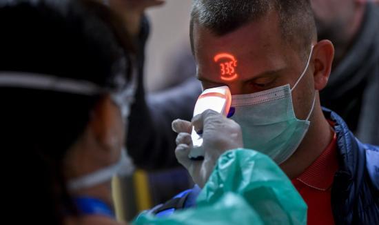Koronavírus - A fertőzöttek száma átlépte a 116 milliót