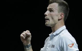 Rotterdam: Fucsovics először jutott ATP 500-as döntőbe