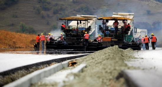 Felbontják a szerződést az Aranyosgyéres-Maroskece autópálya-szakasz építőjével