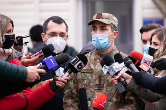 AstraZeneca - Gheorghiță: Nehéz döntést kellett meghoznunk