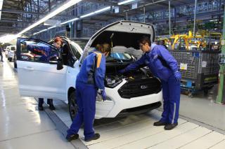 Januárban és februárban 15,29 százalékkal csökkent a járműgyártás