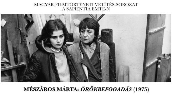Folytatja filmtörténeti vetítéssorozatát a Sapientia