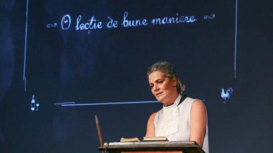 Színházi válasz antiszemita támadásra