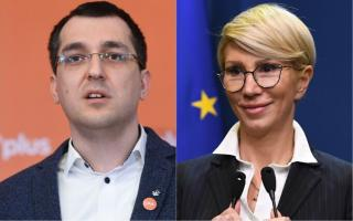 Turcan után Voiculescut is megbüntették maszkviselés elmulasztása miatt