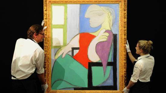Elárvereznek egy Picasso-festményt, akár 55 millió dollárt is megadhatnak érte