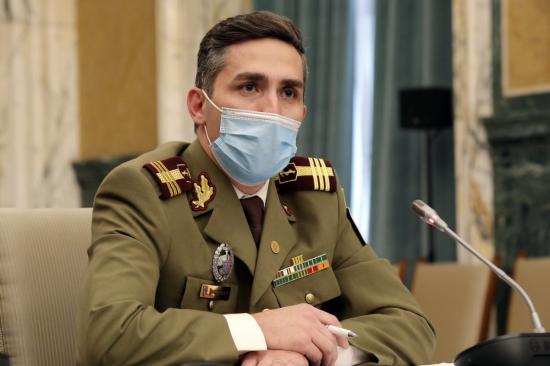 Gheorghiță: Nem ajánlott két koronavírus elleni oltást kombinálni