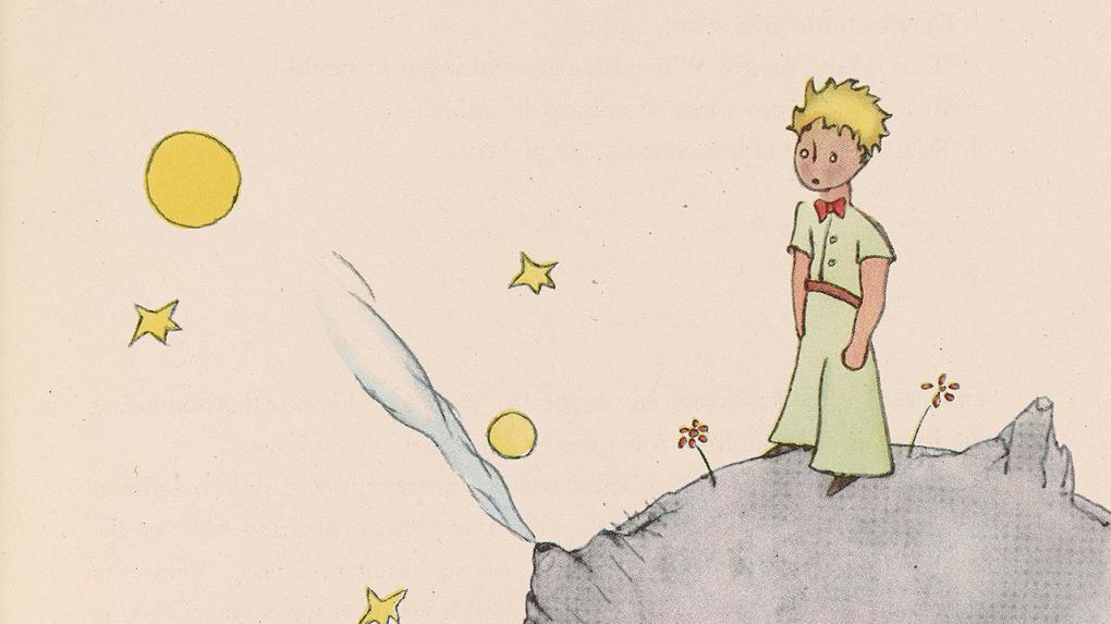 Hetvenöt éves A kis herceg