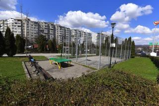 Felújítás előtt a Kalányos utcai park