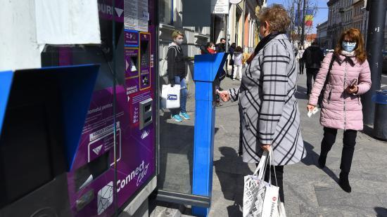 Még nem buszozhatunk ingyen péntekenként Kolozsváron
