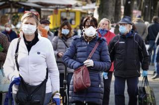 Romániában átlépte az egymilliót az azonosított fertőzések száma