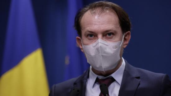 Cîţu várja az USR-PLUS javaslatát az egészségügyi tárca élére