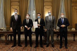Megállapodtak a kormánykoalíció pártjai a közös kormányzás folytatásáról