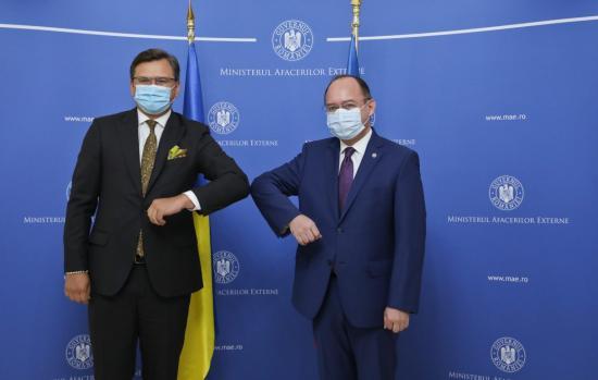 Kisebbségvédelmi egyezmény kidolgozásáról állapodott meg a román és az ukrán külügyminiszter