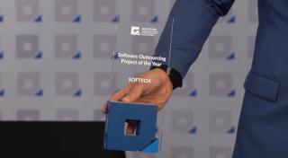 Az év outsourcing projektje-díjat kapta a kolozsvári Softech