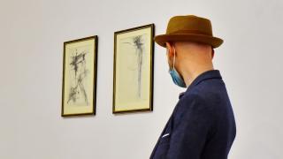 Bencsik János-kiállítás nyílt a Bánffy-palotában