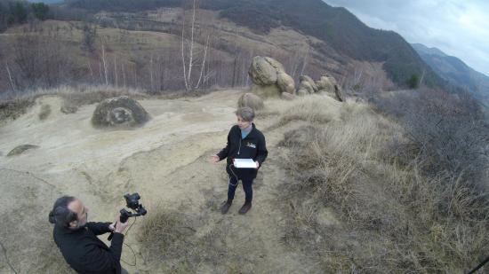 Oktatás a magasból: virtuális órák élő drónfelvételekkel