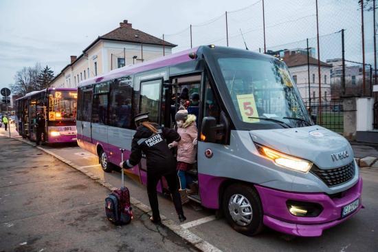 Újraindulnak a diákjáratok szerdától Kolozsváron