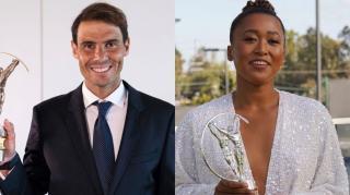 Nadal, Oszaka és a Bayern nyerte a sportolói Oscar-díjat