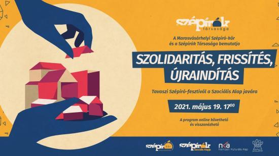 A szolidaritásra hívja fel a figyelmet az idei Szépíró-fesztivál