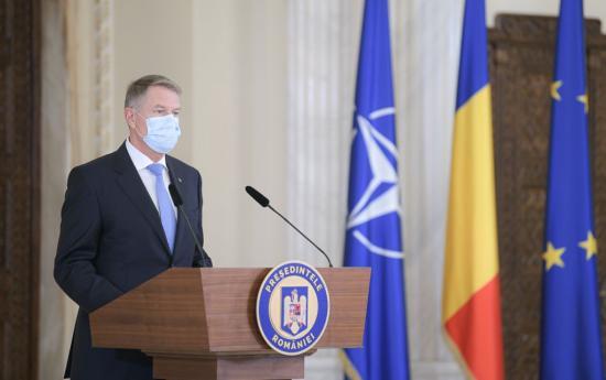 Mit mond Iohannis a beoltatlan személyekről?