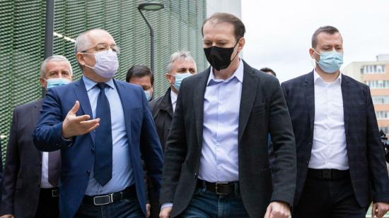 Boc: Florin Cîţu a Nemzeti-Liberális Párt jövője