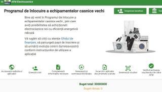Háztartási gépek roncsprogramja: 24 órán belül elfogytak az értékjegyek
