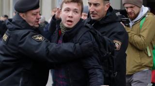 Fehérorosz válság – Leszállásra kényszerítették a Ryanair légitársaság gépét Minszkben