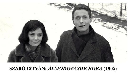 Magyar filmtörténeti vetítéssorozat – fókuszban Szabó István