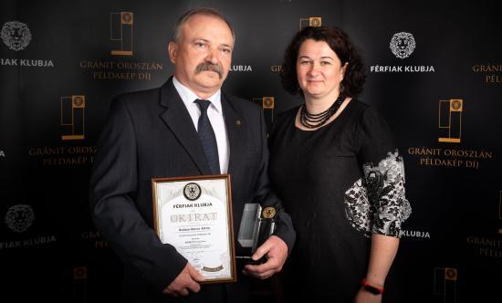 Gránit Oroszlán díj – példaképek kellenek