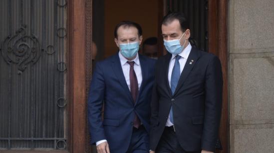 Indul a PNL elnöki tisztségéért Florin Cîțu