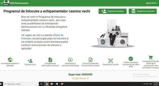 Háztartási gépek roncsprogramja: fél óra alatt elfogytak az értékjegyek