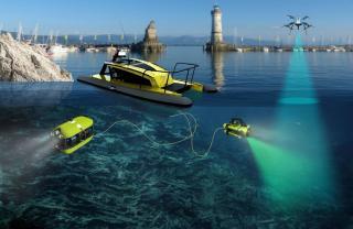 Kolozsvári robotok takaríthatják meg az óceánokat, tengereket