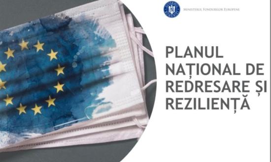 Florin Cîţu: Az országos helyreállítási tervet nem utasították el, nem küldték vissza