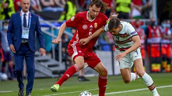 Nyolcvanöt percig tartott a magyar fociremény