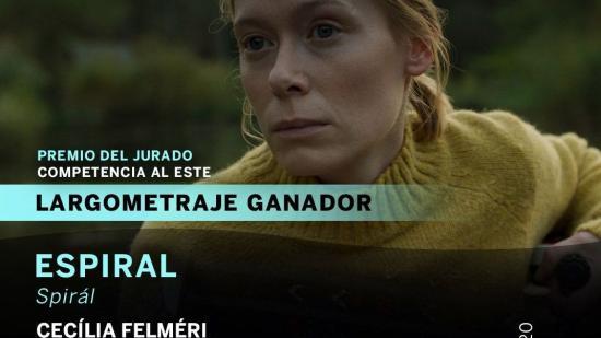 Peruban díjazták Felméri Cecília Spirál című filmjét