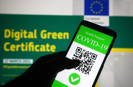 Belföldön is használható az EU-s COVID-igazolvány
