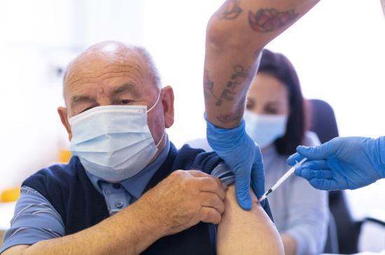 Élen jár Szászfenes a községek között a beoltottak arányát illetően