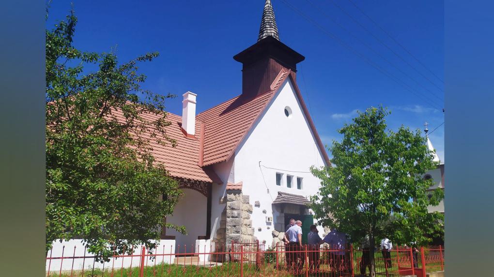 Hálaadó istentisztelettel ünnepelték a templom felújítását
