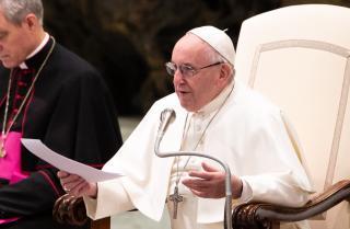 Szeptemberben Budapesten misézik a pápa