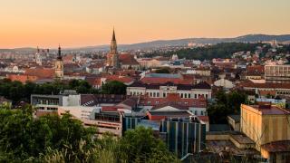 Reggeli séta Kolozsváron
