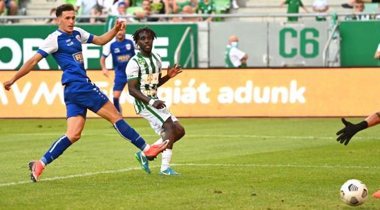 BL-selejtező: háromgólos győzelemmel kezdett a Ferencváros