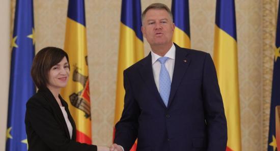 Iohannis gratulált Moldovai Köztársaság polgárainak