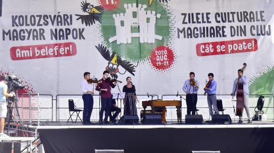 Rekordtámogatást kaphat a városházától a Kolozsvári Magyar Napok