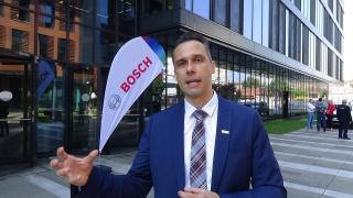 VIDEÓINTERJÚ - Szászi István: A Bosch 21 millió eurót fektet be az új kolozsvári épületbe