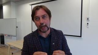 VIDEÓINTERJÚ - Markó Bálint: új, magastechnológiás oktatási paradigma a BBTE-n