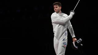 Siklósi Gergely olimpiai ezüstje is szépen csillog